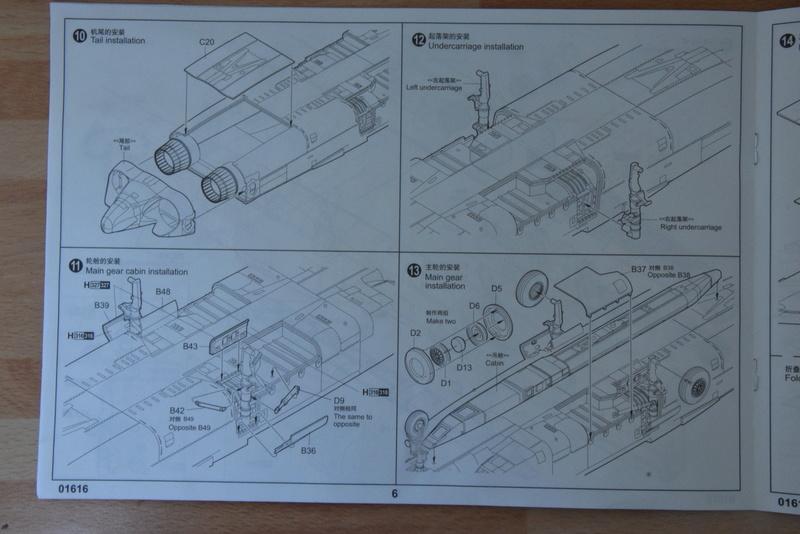 "Trumpeter - 1/72 - RA-5C ""Vigilante Dsc_0281"