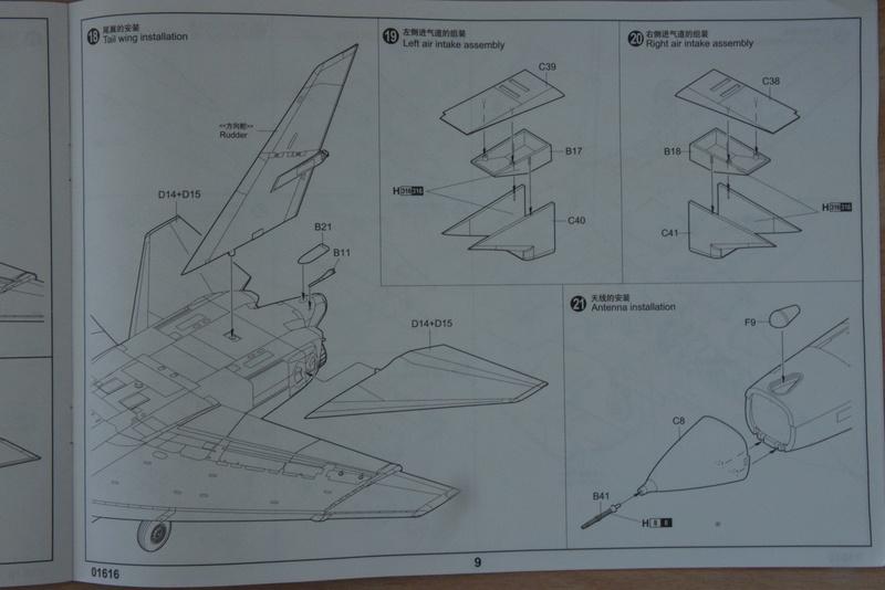 "Trumpeter - 1/72 - RA-5C ""Vigilante Dsc_0291"