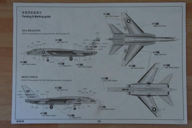 "Trumpeter - 1/72 - RA-5C ""Vigilante Dsc_0298"