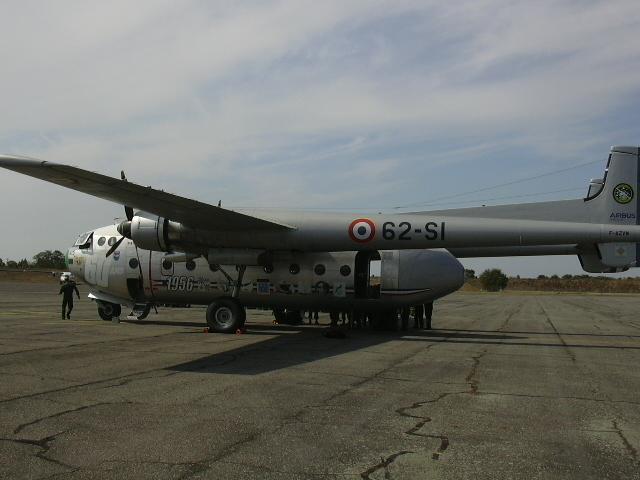 Stage et brevets avec Airborne Center à Pamiers  Saut_n11