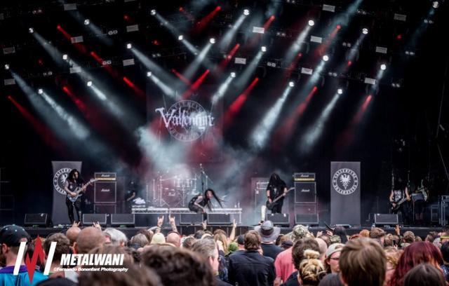 Bloodstock Festival - Catton Hall (U.K) August 13 - 2016 Band_110