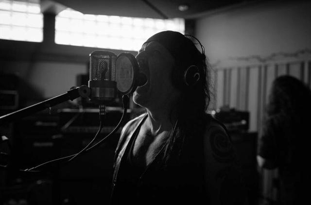 In the studio! Greg_s11