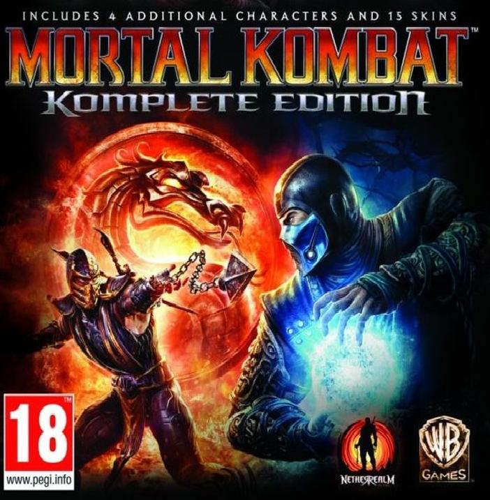 Mortal Kombat: Komplete Edition – 3DM 14741210