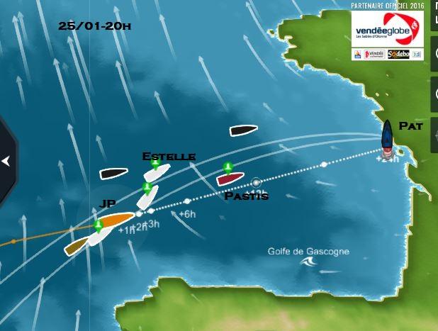 Qui suit la course du Vendée Globe ? - Page 18 25-20110