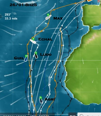 Qui suit la course du Vendée Globe ? - Page 18 26-20112