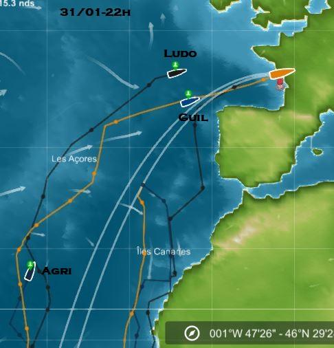 Qui suit la course du Vendée Globe ? - Page 19 31-20110