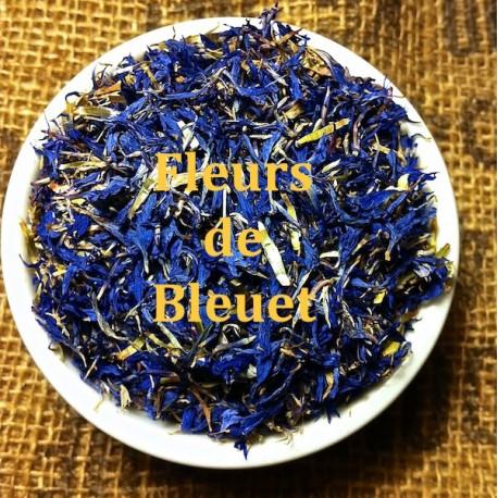 FLEURS OU ARBRES par ordre ALPHABETIQUE - Page 29 Bleuet10