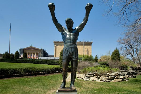 Des statues amusantes ! - Page 6 Rocky-10