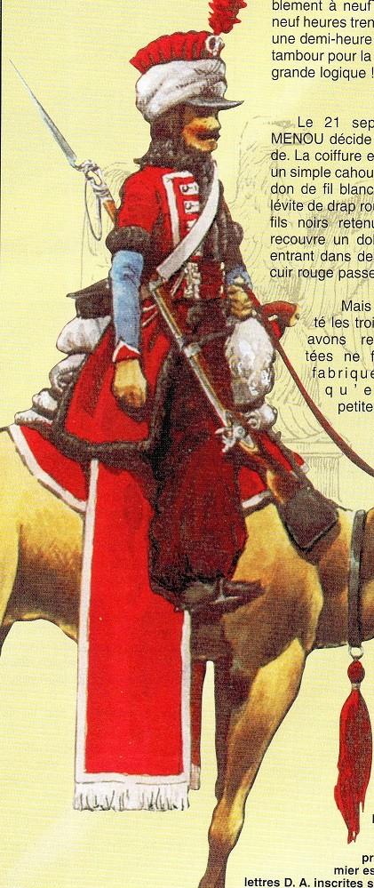 Trompette du Régiment des Dromadaires en 1800 (180 mm) - Page 3 Img36510