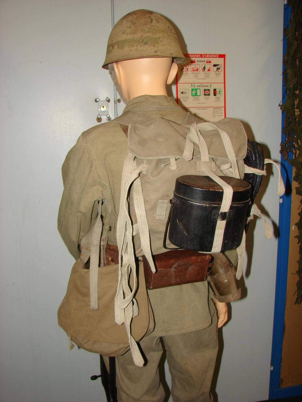fantassin japonais bataille d'Okinawa 1945 Dsc05041