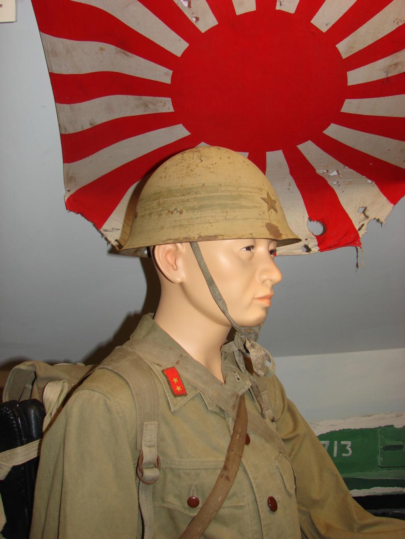 fantassin japonais bataille d'Okinawa 1945 Dsc05043