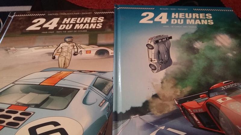 L'Automobile et la Bande Dessinée  - Page 4 14826610