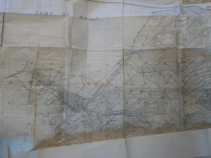 très gros lot documents appartenant à un Capitaine goumier. 100_4178
