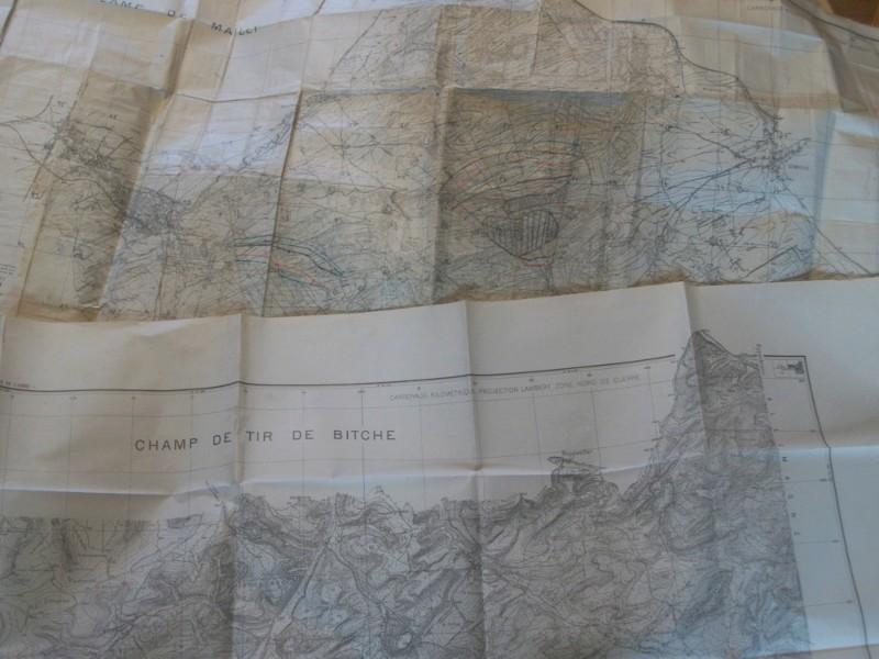très gros lot documents appartenant à un Capitaine goumier. 100_4180
