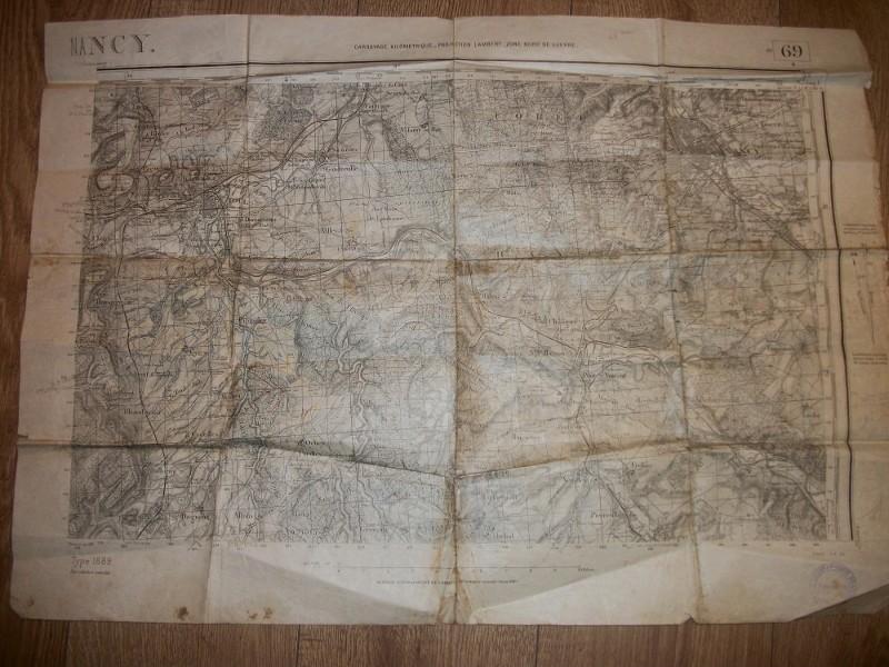 très gros lot documents appartenant à un Capitaine goumier. 100_4185