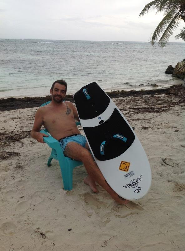 [VENDU]Spotz complet Tuna mât Free Ride livrable en Métropole en Février Image15