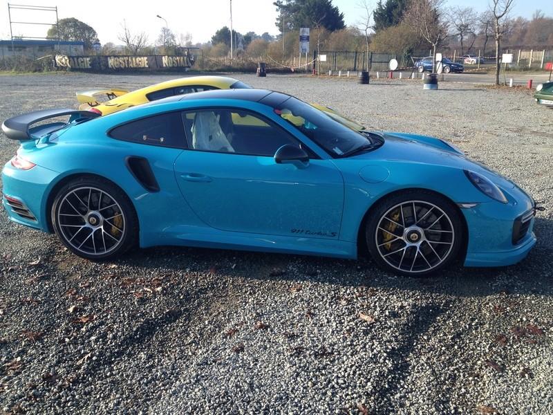 2017 Porsche 911 Turbo and 911 Turbo S Img_1510