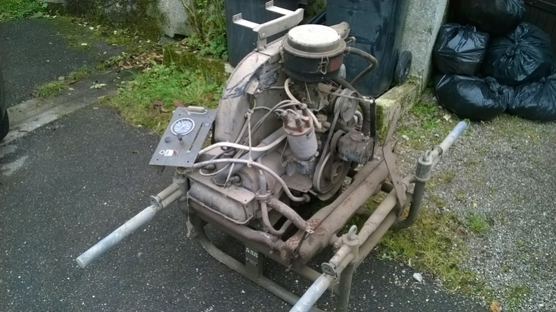 groupe compresseur armée suisse moteur cox 1600 Wp_20115