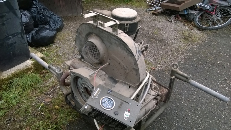 groupe compresseur armée suisse moteur cox 1600 Wp_20116