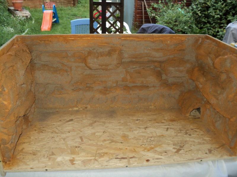 Construction  d'un terrarium pour mon gecko 00210