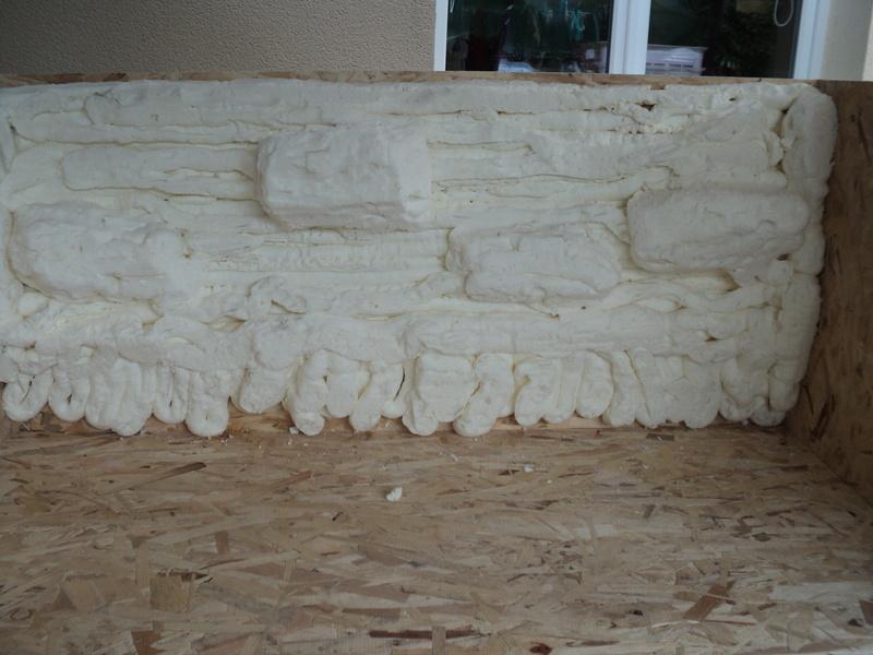 Construction  d'un terrarium pour mon gecko 00410