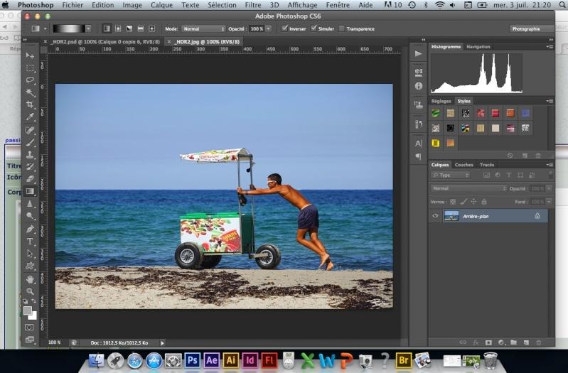 Tuto-Gif animé - Mouvement d'eau avec photoshop CS6 Captur10