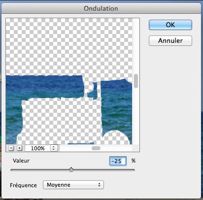 Tuto-Gif animé - Mouvement d'eau avec photoshop CS6 Captur15