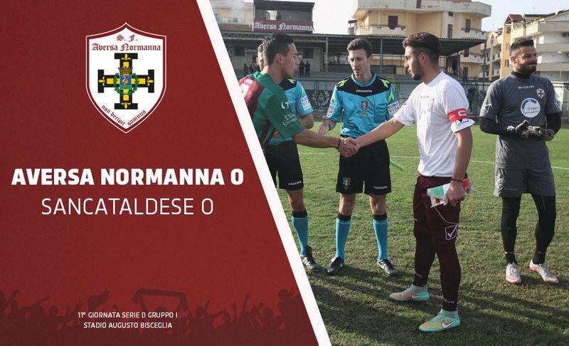 Campionato 11°giornata: aversa normanna - SANCATALDESE 0-0 15000810