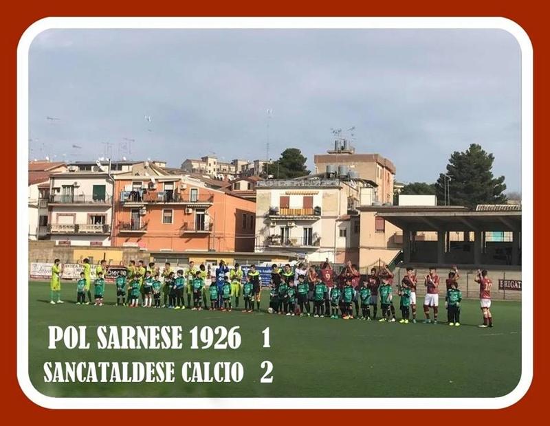 Campionato 22°giornata: SANCATALDESE - sarnese 2-1 16426210