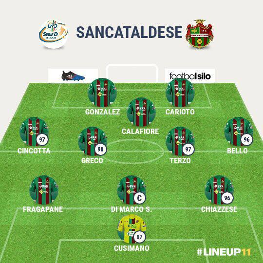 Campionato 22°giornata: SANCATALDESE - sarnese 2-1 16508110