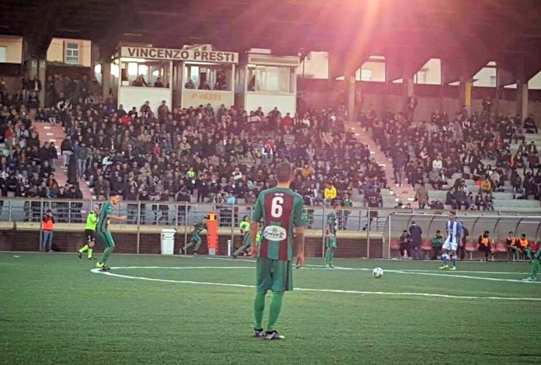 Campionato 17°giornata: SANCATALDESE - pomigliano 0-1 Goalsi11