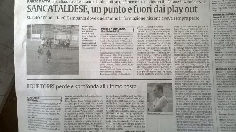 Campionato 11°giornata: aversa normanna - SANCATALDESE 0-0 Img-2013