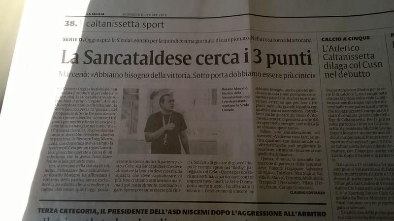 Campionato 15°giornata: SANCATALDESE - sicula leonzio 1-0 Img-2019