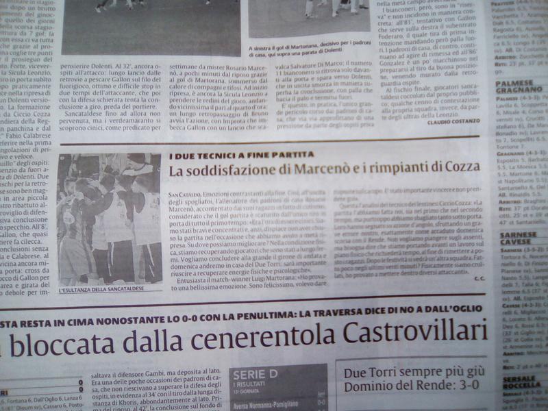 Campionato 15°giornata: SANCATALDESE - sicula leonzio 1-0 Img_2019