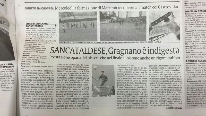 Campionato 19°giornata: citta' gragnano - SANCATALDESE 2-0 Img_2025