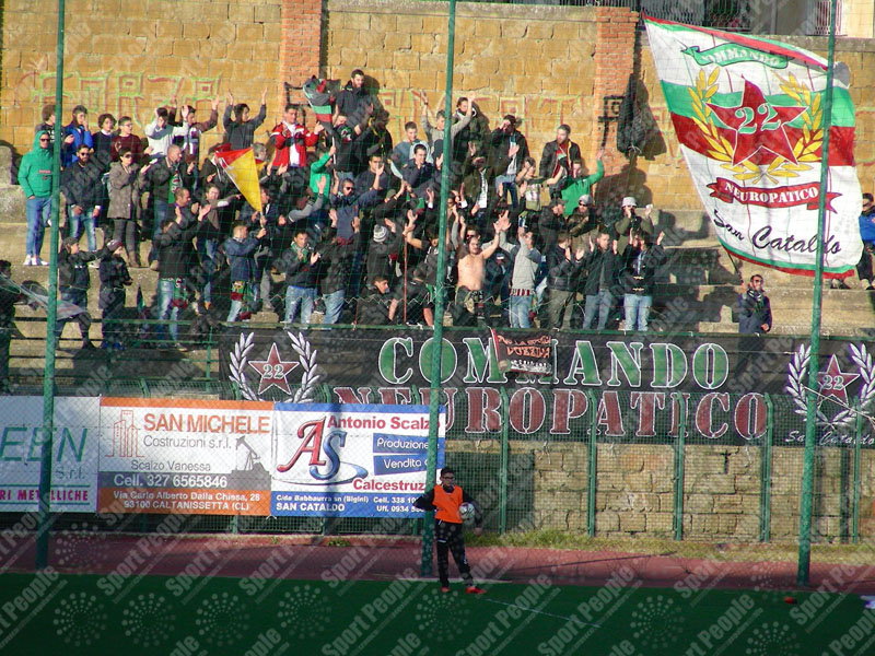 Campionato 15°giornata: SANCATALDESE - sicula leonzio 1-0 Sancat10