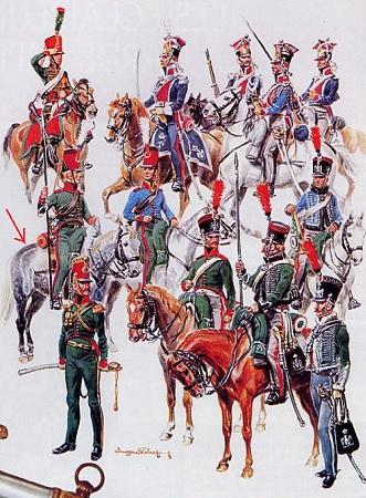 Second régiment d'Eclaireur-Dragons de la GI (Terminé) Eclair10