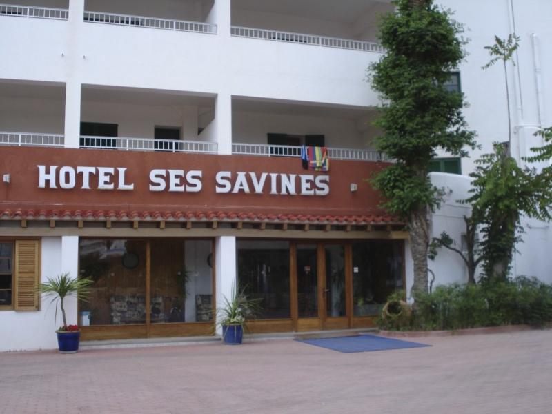 Balearic Islands, Ibiza, San Antonio, Hotel Ses Savines 2012-016
