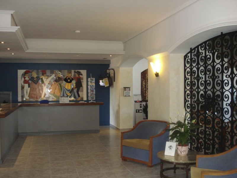 Balearic Islands, Ibiza, San Antonio, Hotel Ses Savines 2012-025