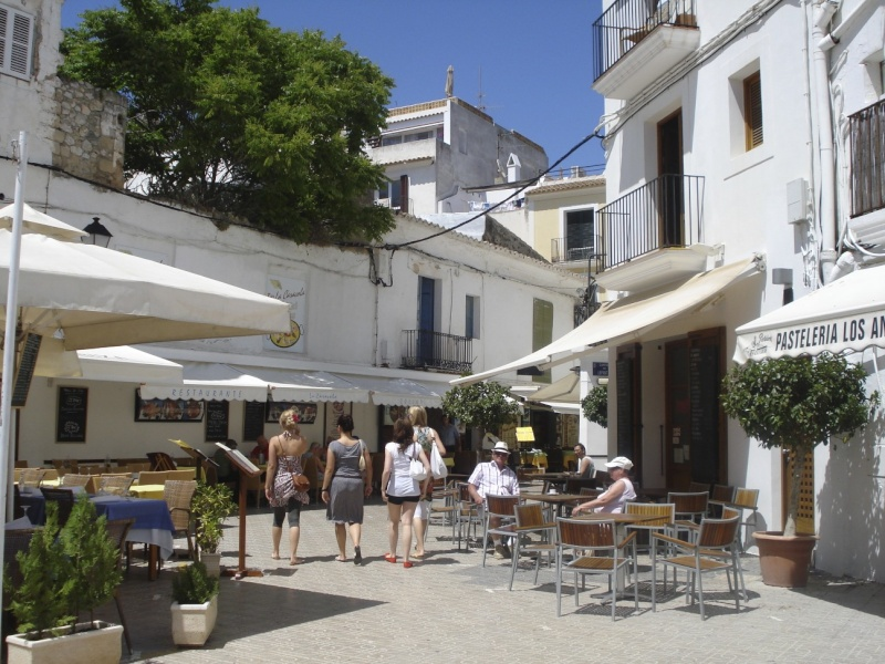 Balearic Islands, Ibiza, A Day in Ibiza Town 2012-096