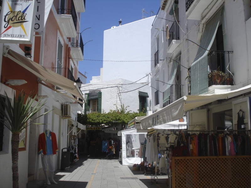 Balearic Islands, Ibiza, A Day in Ibiza Town 2012-097