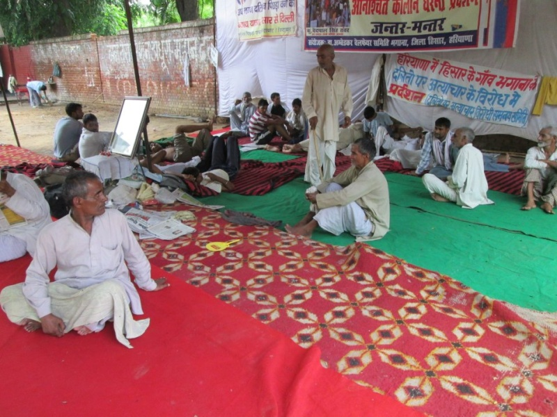 Lower Caste Hindus of Haryana Again Cheated by the Indian Government on the Eve of Independence day - by Nikhil Sablania Last_d10
