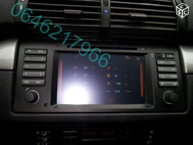 radio double din E39 2a5c7610