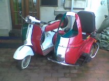 Here is one for the sidecar enthusiasts   Scoote10