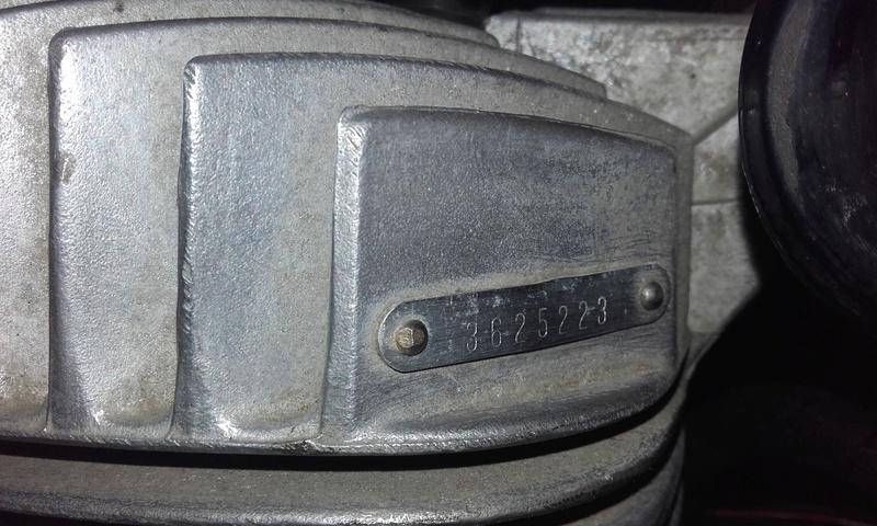 La 99Z et son frein a disque... 20161122