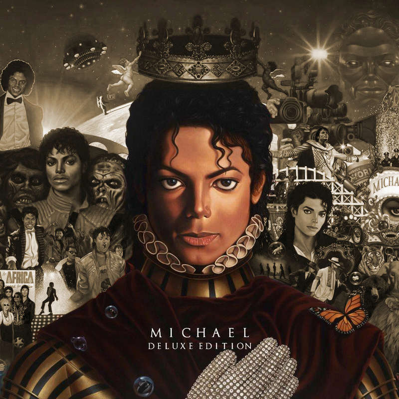 (CD) - Michael (Deluxe Edition Without Fakes) Michae10