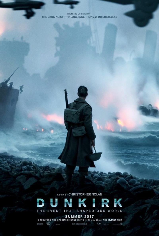 Dunkerque - Christopher Nolan Dunkir10