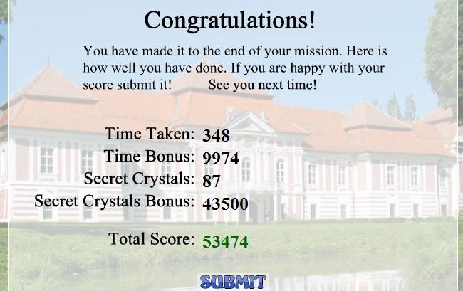 Crystal Hunter Maisons Aa18