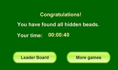 Hidden Beads  Aa4010