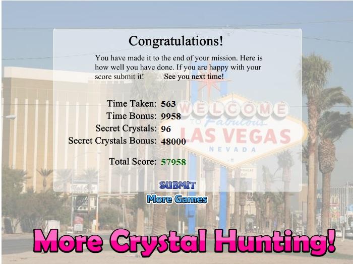Crystal Hunter in Las Vegas Aa86